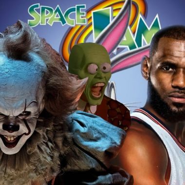 Space Jam 2 Pennywise The Mask