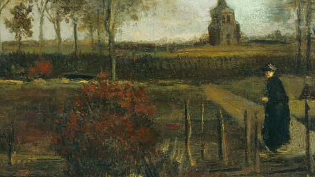 Spring Garden de Vincent van Gogh