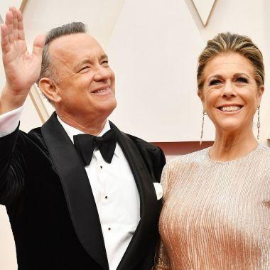 Tom Hanks Rita Wilson Coronavirus (1)