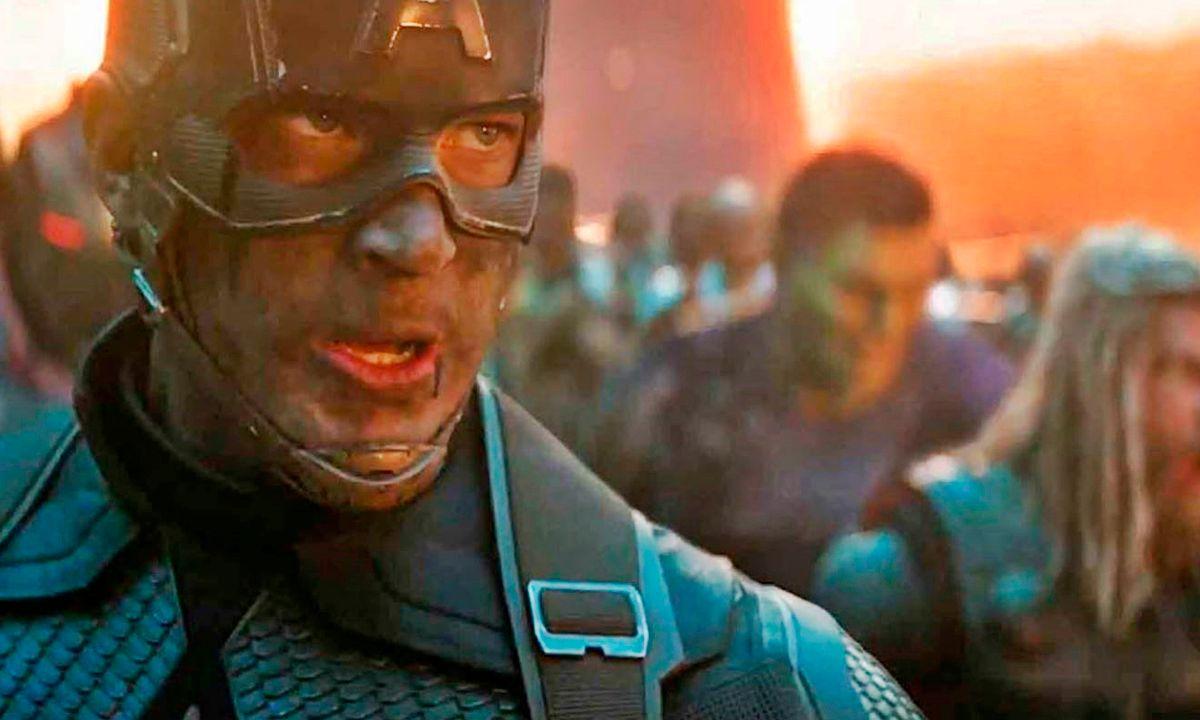 Avengers Assamble Endgame