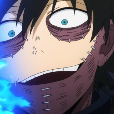 Dabi My Hero Academia