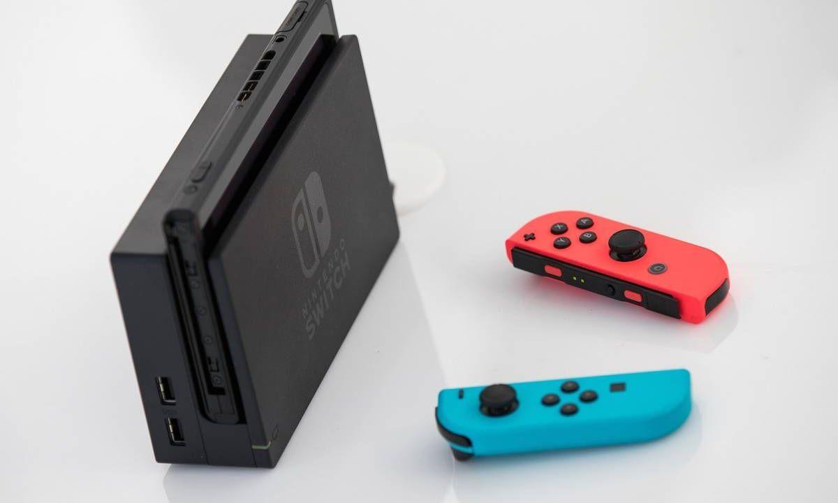Joy-Con Nintendo Switch Desinfectar