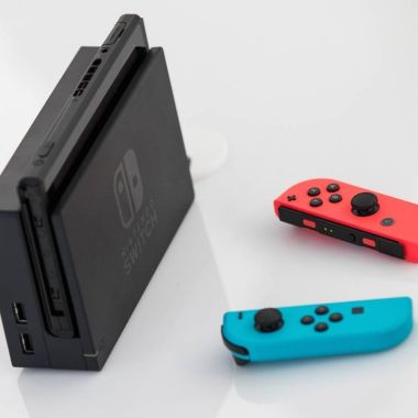 Joy-Con Nintendo Switch Desinfectar