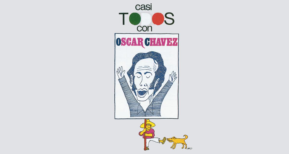 Portada de Todos con Óscar Chávez de Rius