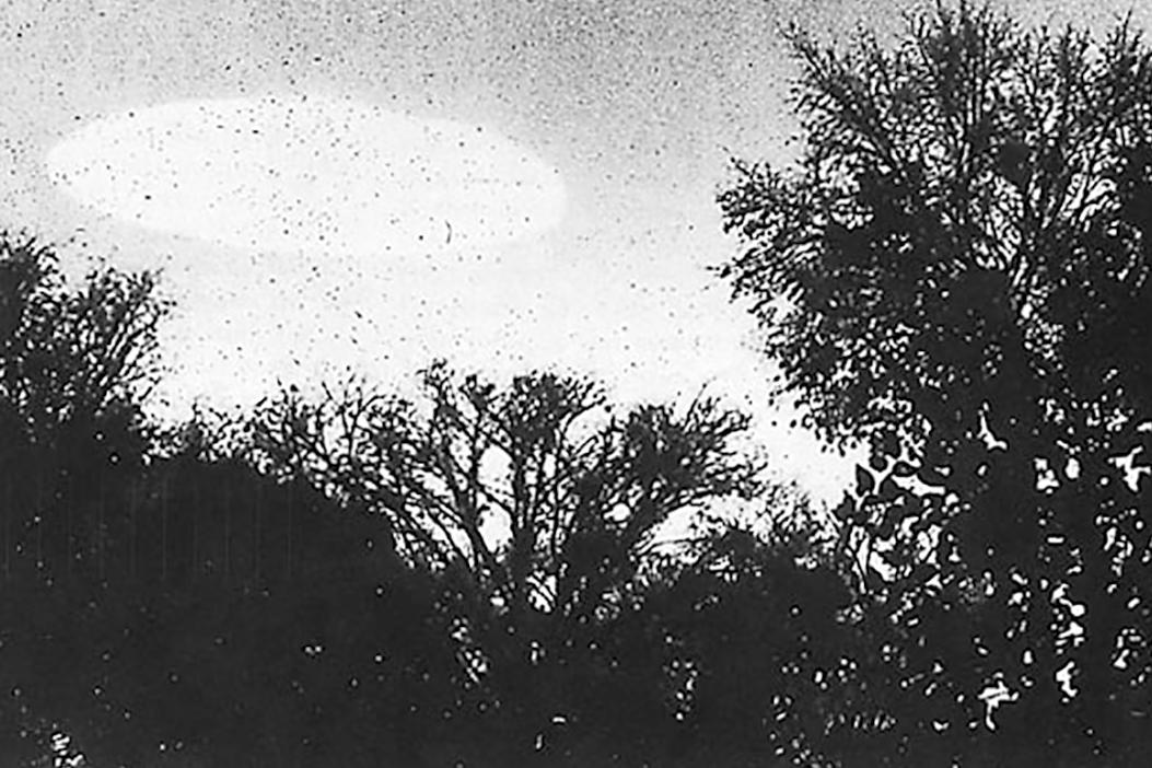 OVNI Minesota 20 de octubre 1960