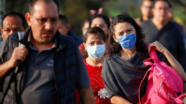 Coronavirus México 9 de noviembre