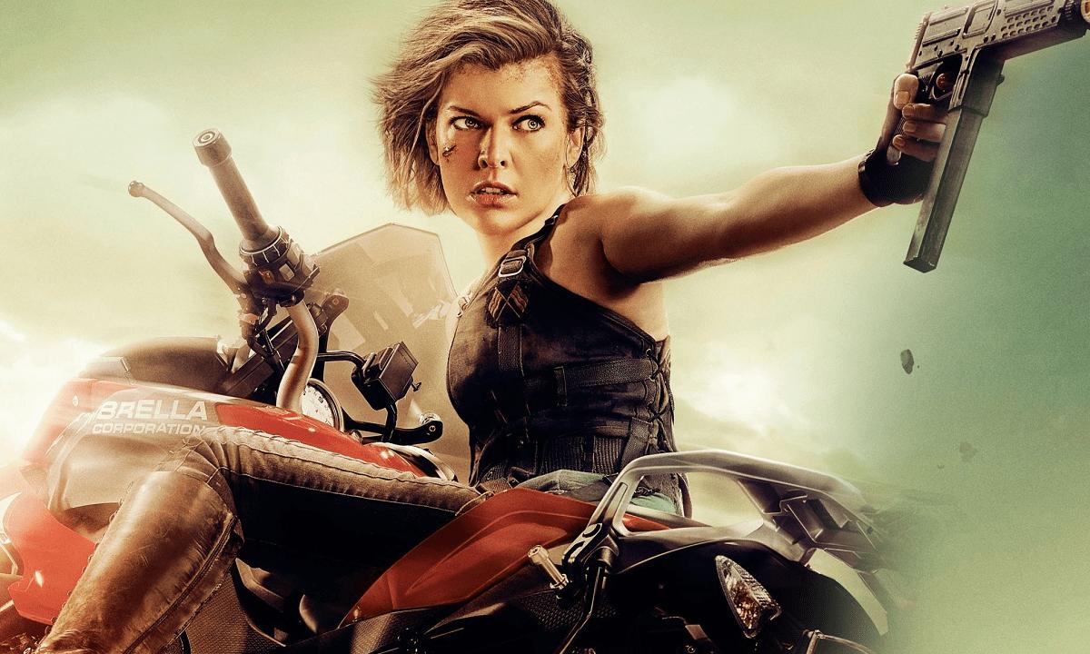 Resident Evil The Final Chapter Doble de Riesgo
