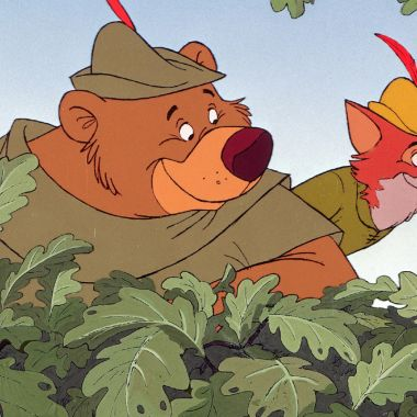 Robin Hood Live Action Disney+