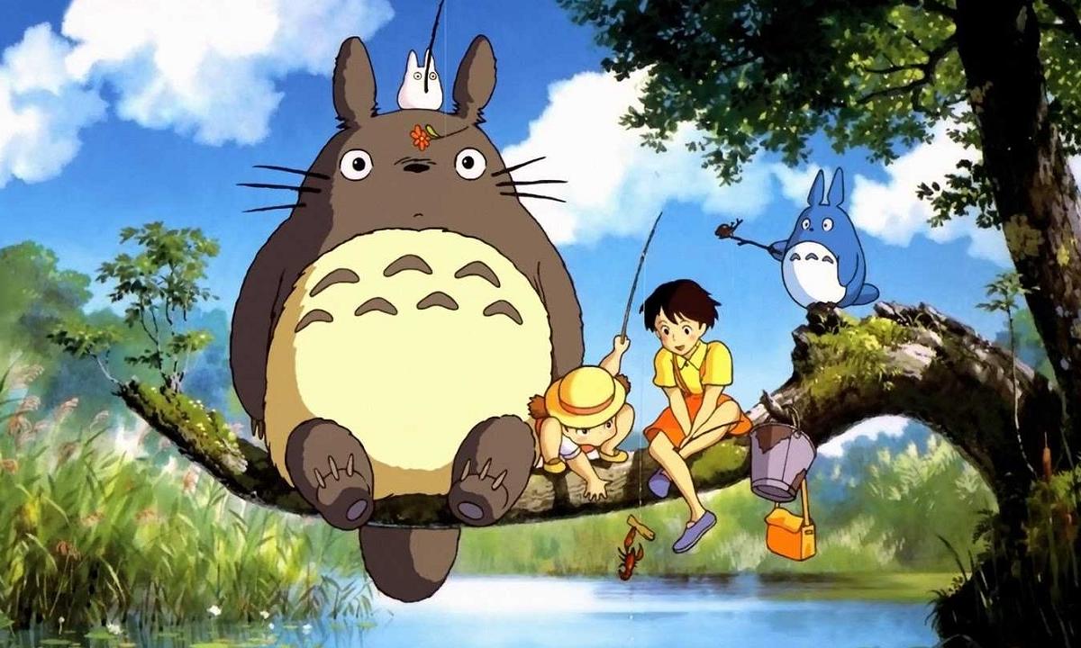 Studio Ghibli Fondos Pantalla Videollamadas