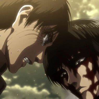 Teaser Attack on Titan