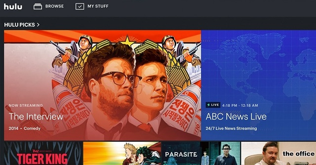 The Interview Hulu