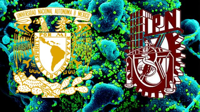 Coronavirus-Mexico-Noticias-UNAM-IPN-COVID-19-Internos-medicina, Ciudad de México, 7 de abril 2020