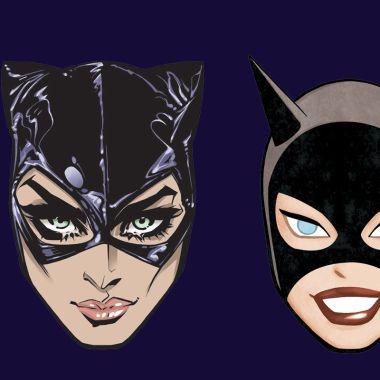 La evolución de Catwoman