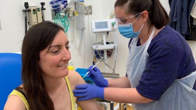 doctora Elsa Granato Vacuna Covid-19