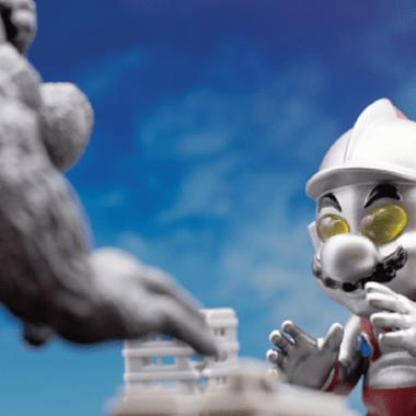 Figura de Colección Mario Bros Bowser