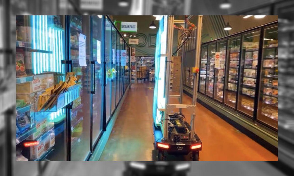 Amazon Robot Estados Unidos Coronavirus