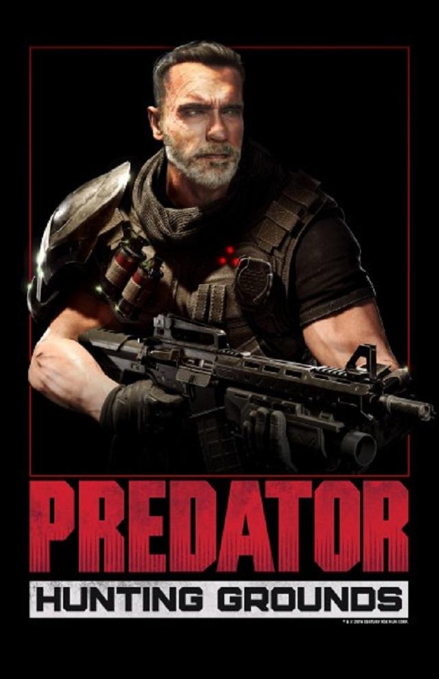 Arnold Schwarzenegger Predator Hunting Grounds