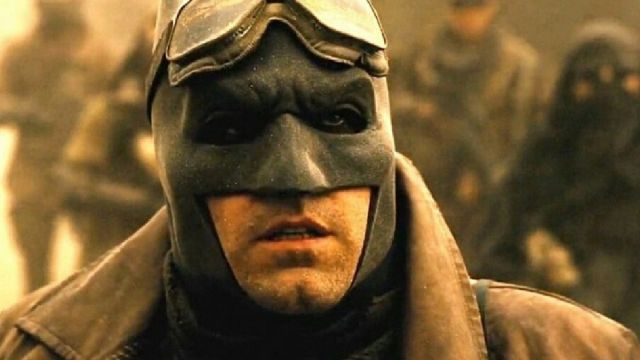 Batman v Superman Pesadilla Zack Snyder