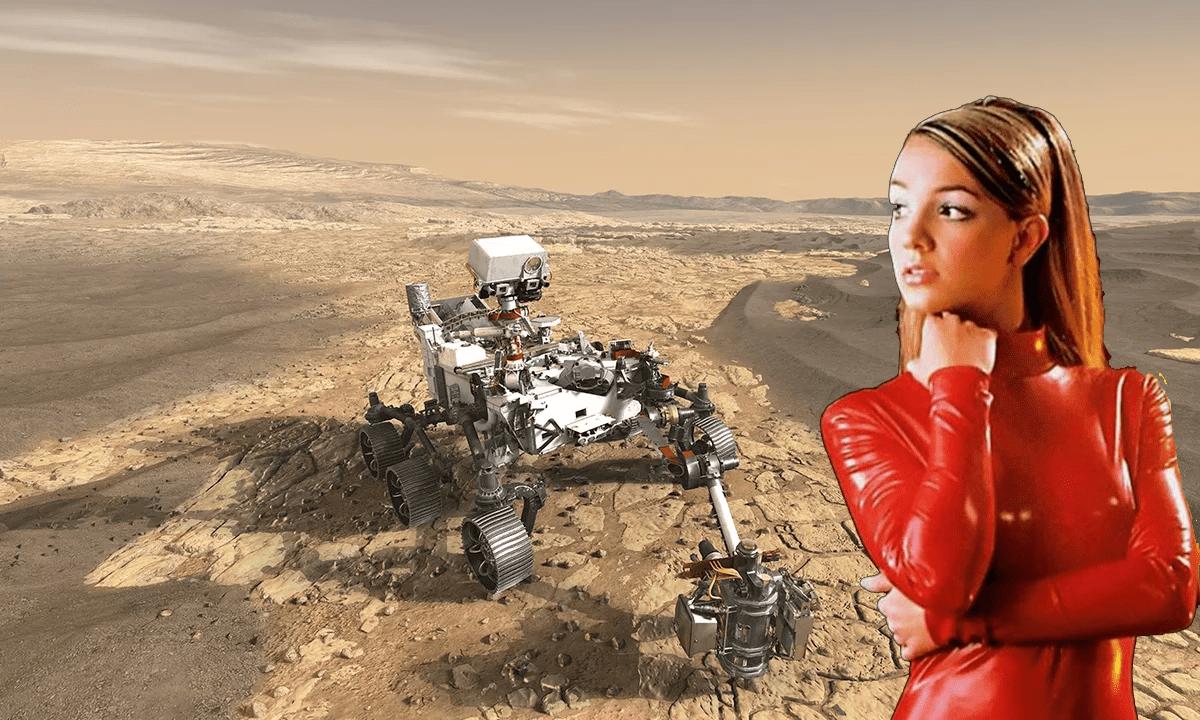 Brtitney NASA