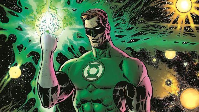 Imagen Green Lantern 1 Mayo 2020