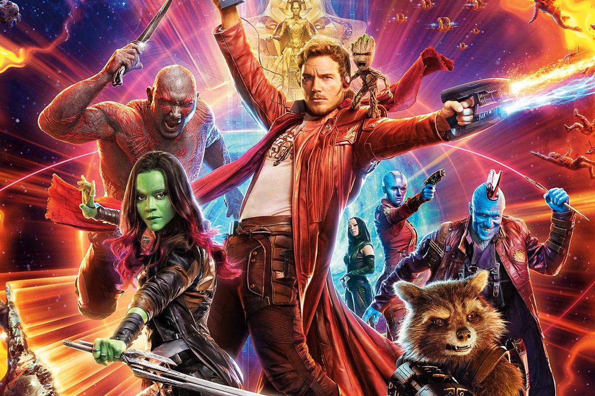 Guardians of the Galaxy vol. 3 Filmación