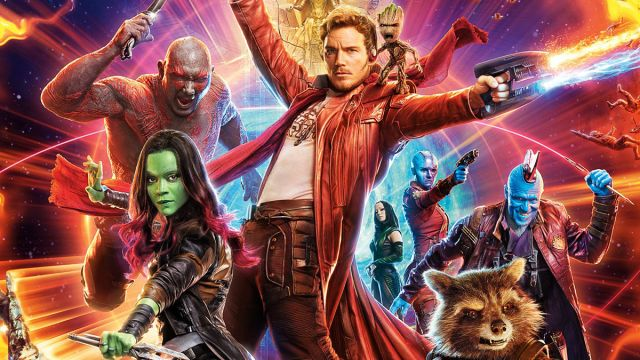 Guardians of the Galaxy vol. 3 Filmación