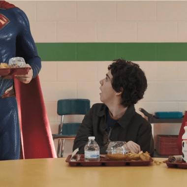 Henry Cavill Superman Shazam