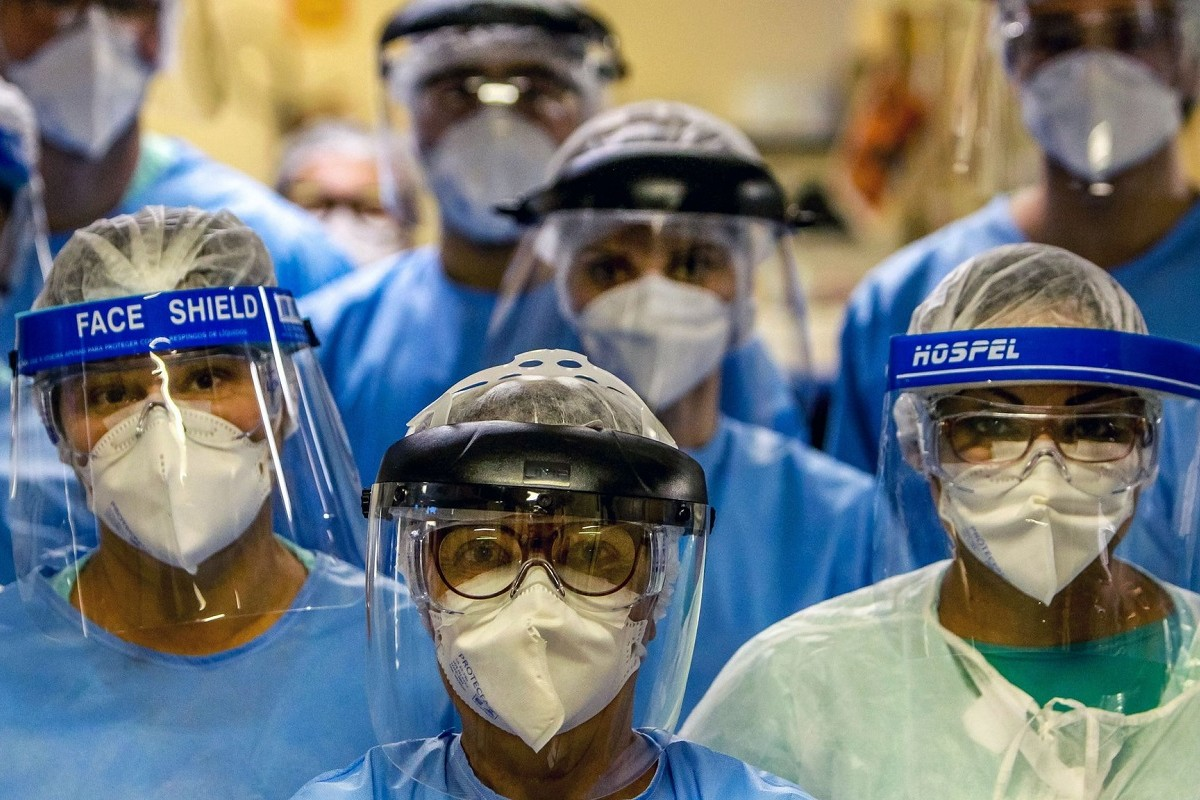 Funko Coronavirus Doctors