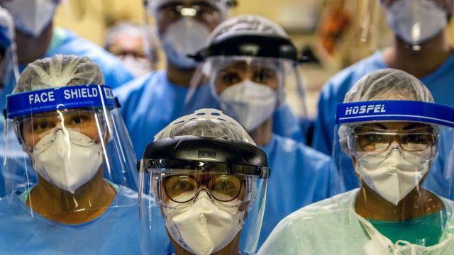 Médicos Coronavirus Funko