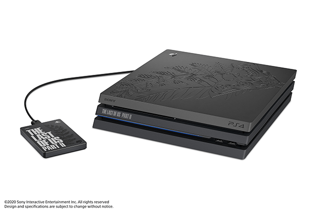 PlayStation 4 Pro The Last of Us Part II