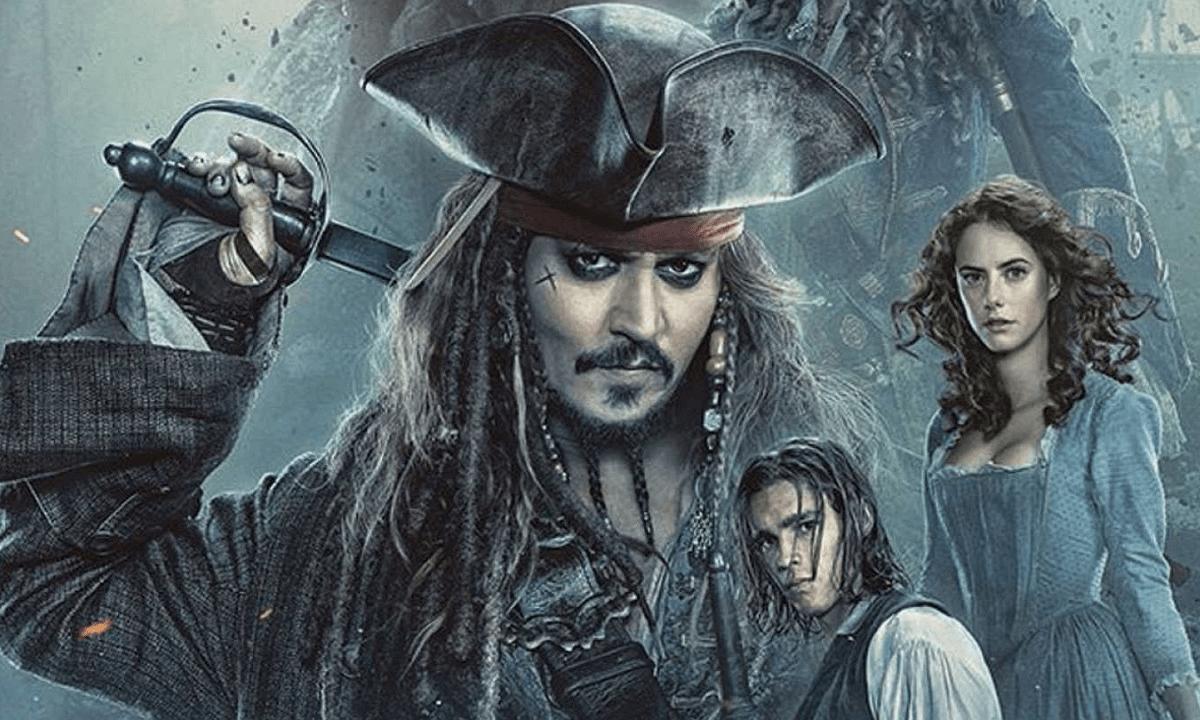 Reboot Piratas del Caribe