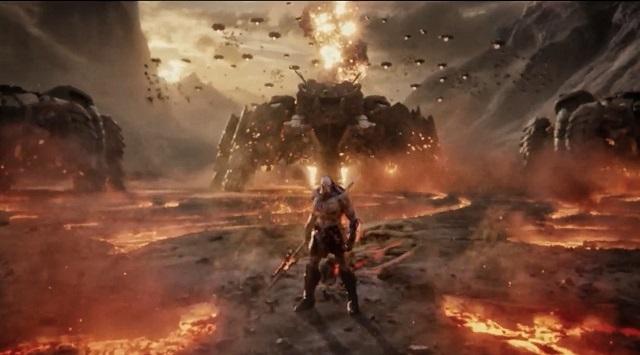 Snyder Cut Justice League Darkseid