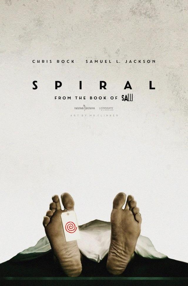 Spiral Saw Nuevo Póster