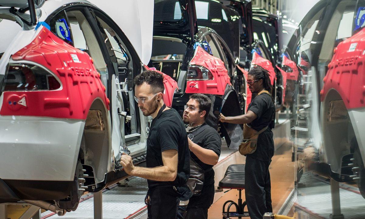 Tesla Fábrica Fremont Guanajuato