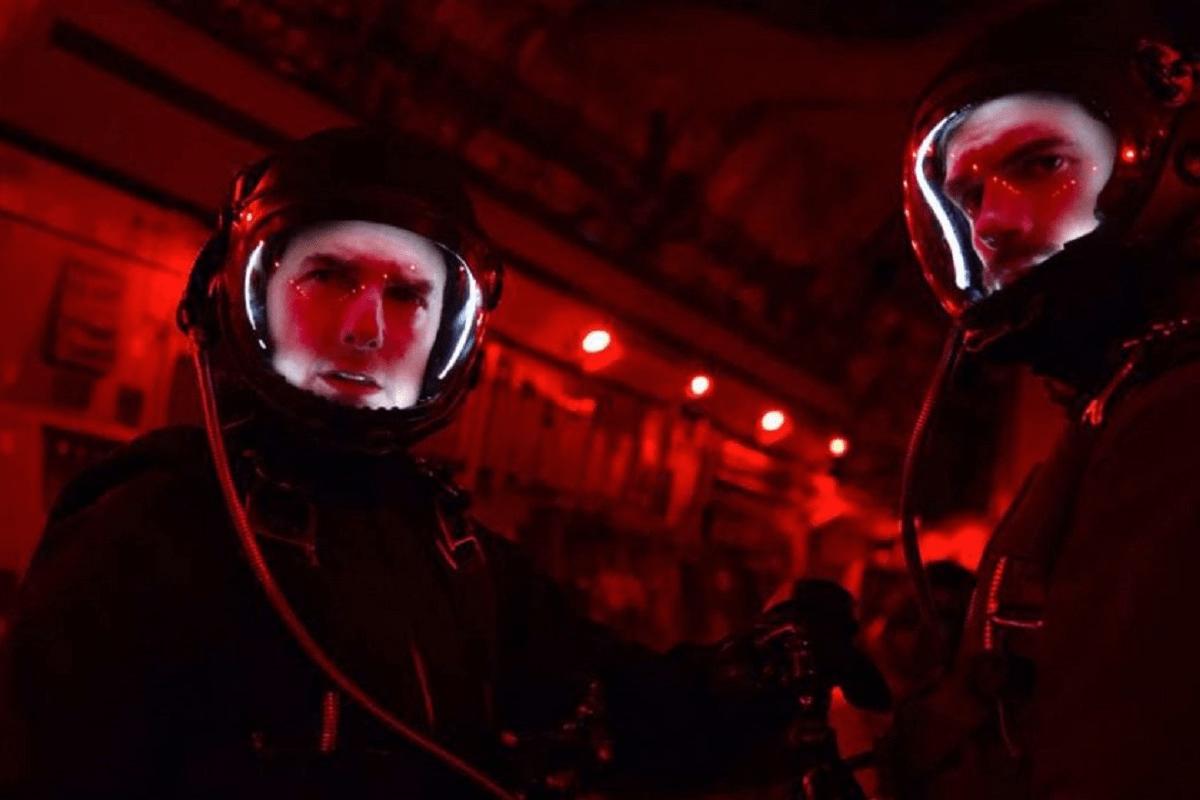 Tom Cruise Película Espacio