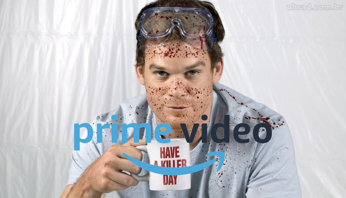 Dexter llega a Amazon PrimeVideo
