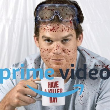 Dexter llega a Amazon PrimeVideo