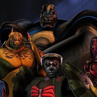 transformer Beast Wars