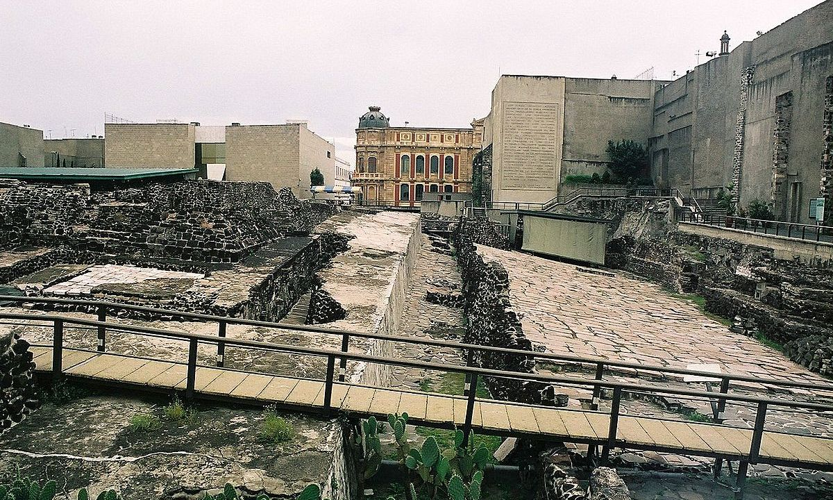 Recorte INAH Templo Mayor