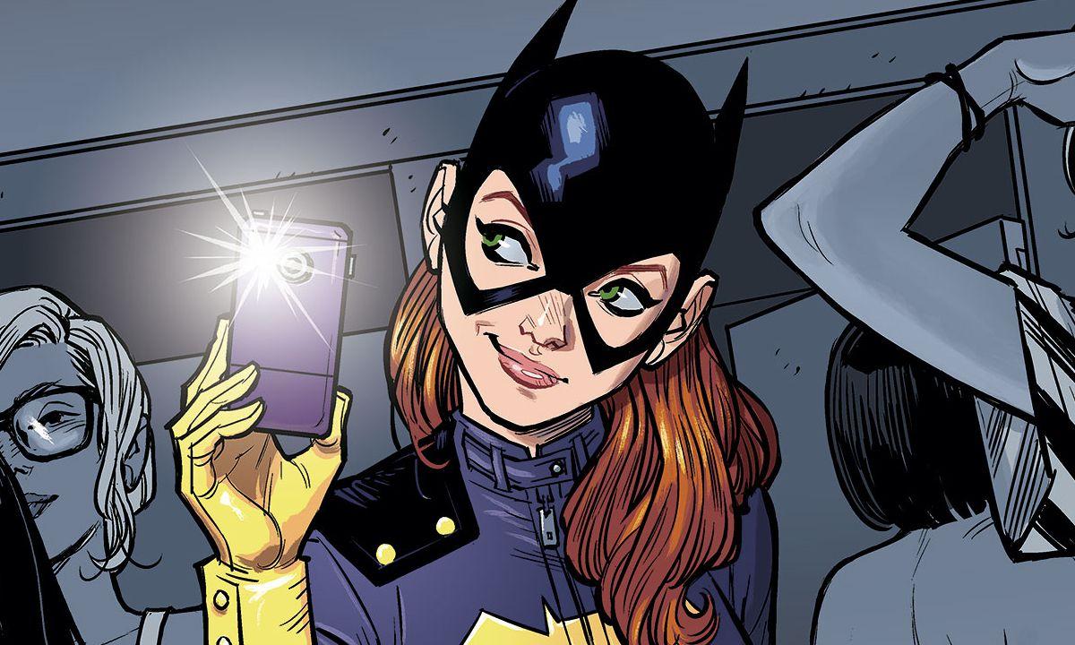 Batgirl DC Comics Warner Bros