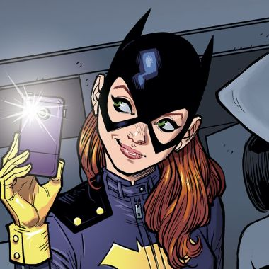 Batgirl DC Comics Warner Bros
