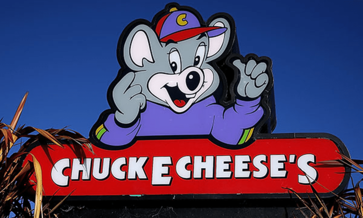 Chuck E. Cheese quiebra