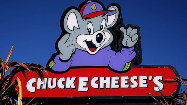 Chuck E. Cheese quiebra