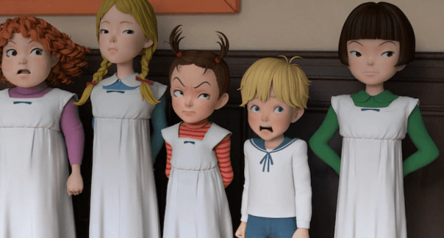 Earwig and the Witch Primera Imágenes Studio Ghibli