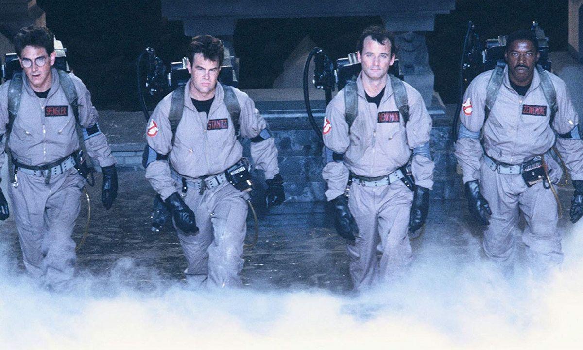 Ghostbusters Reunión Videollamada