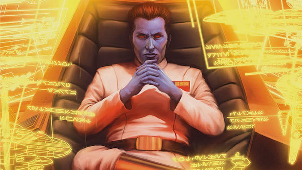 Gran Almirante Thrawn Star Wars