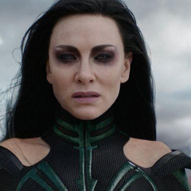 Hela Cate Blanchett Thor Ragnarok