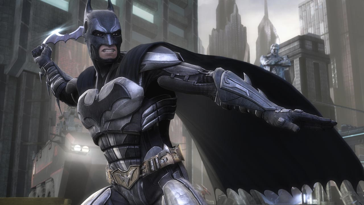 Injustice Gods Among Us Gratis Xbox 360, PS4 y PC