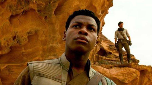 John Boyega Nuevo Superman JJ Abrams