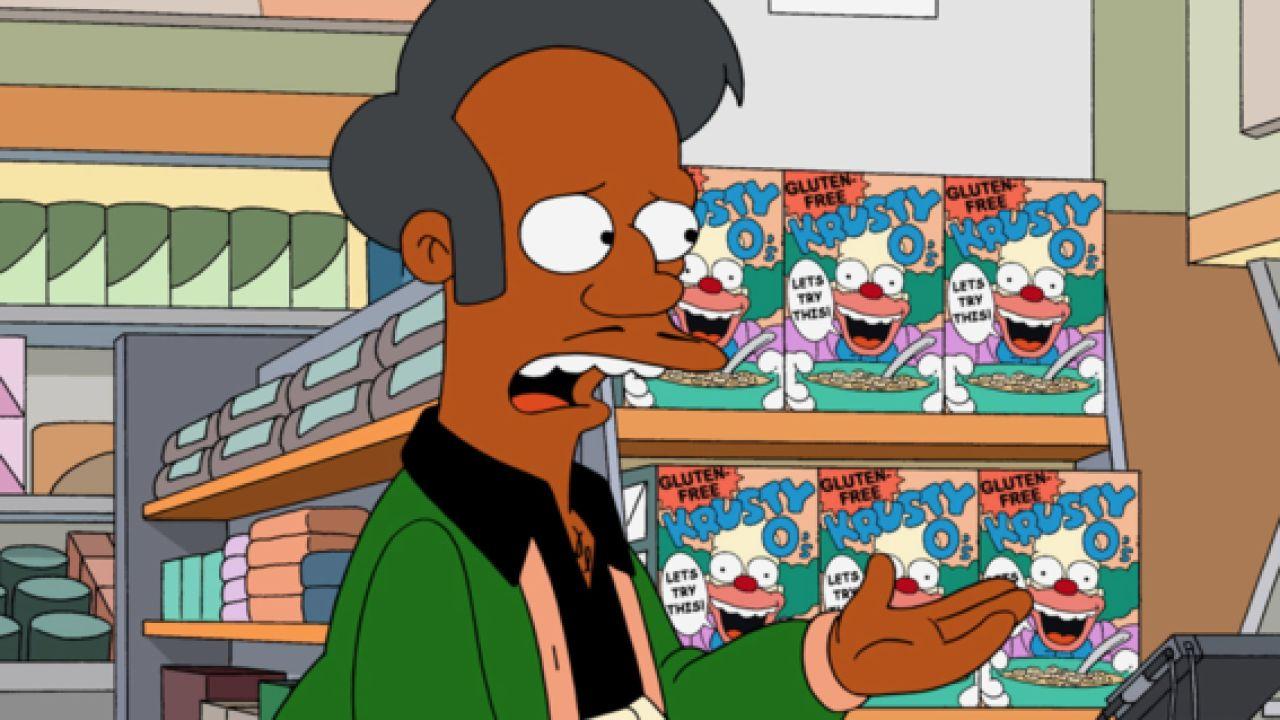 Los Simpson Personajes Etnias Actores Blancos